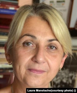 Laura Manolache, fosta directoare a muzeului George Enescu.