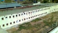 Протест заключенных в актюбинском СИЗО. Видео с сайта Youtube, 11 июля 2012 года.