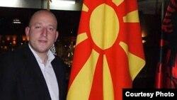 Никола Ѓурѓај, претседател на македонско друштво Илинден