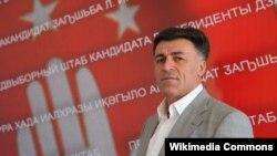 Абхазия: Леонид Дзапшба отправлен в отставку с поста главы МВД, 5 июня 2016
