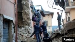 Italija: Gradovi u ruševinama nakon zemljotresa