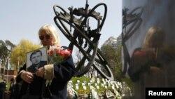 Мемориал жертв Чернобыльской аварии
