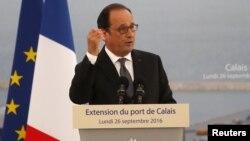 Ֆրանսիայի նախագահ Ֆրանսուա Օլանդ