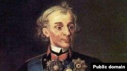Генерал Російської імперії Олександр Суовров