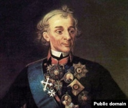 К масонам принадлежал и знаменитый русский полководец князь Александр Суворов-Рымникский