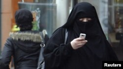 Woman who refuse to abide by the veil ban risk being fined.