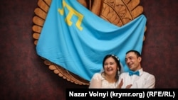 Свадьба в Крыму по-крымскотатарски (фотогалерея)