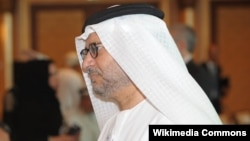 UAE Minister of State for Foreign Affairs Anwar Gargash (file photo)