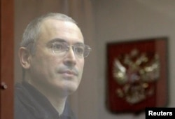 În octombrie 2010 la tribunalul de la Moscova...