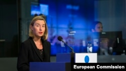 Opasna retorika: Federika Mogerini