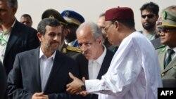 محمود احمدی نپاد در نیجر