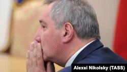 Орусиянын вице-премьер-министри Дмитрий Рогозин.