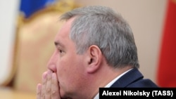 Заместитель премьер-министра России Дмитрий Рогозин.