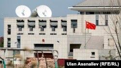 Бишкектеги Кытай элчилиги.