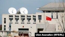 Здание Посольства Китая.