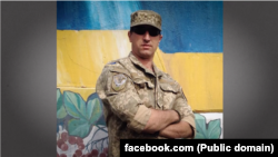 Олег Сугерей, бывший украинский военнослужащий, которого задержали на Донбассе