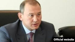 Мухтар Джакишев в бытность главой национальной компании «Казатомпром».