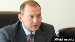 """Мұхтар Жәкішев, """"Қазатомпром"""" компаниясының бұрынғы президенті."""
