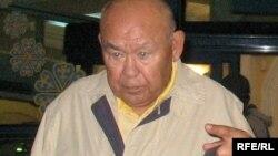 Мухтар Алиев, отец Рахата Алиева, бывшего зятя президента Казахстана. Алматы, 4 октября 2009 года.