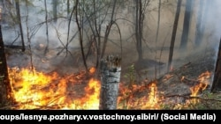 Спасатели жалуются на нехватку средств и пожарных