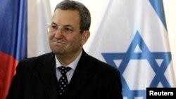 Ish-ministri izrelit i mbrojtjes, Ehud Barak