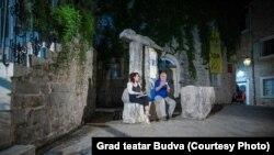 Dževad Karahasan u gostovanju na festivalu Grad teatar Budva prošle godine