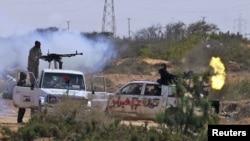 Эпизод боёв в Ливии