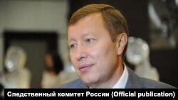 Бывший глава минздрава Забайкалья Михаил Лазуткин