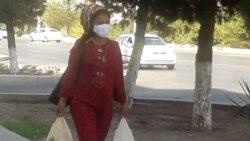 """Türkmen polisiýasy üçin """"maskasyzlary"""" tapmak boýunça gündelik plan artdyryldy"""