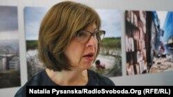 Німецький євродепутат Ребекка Хармс