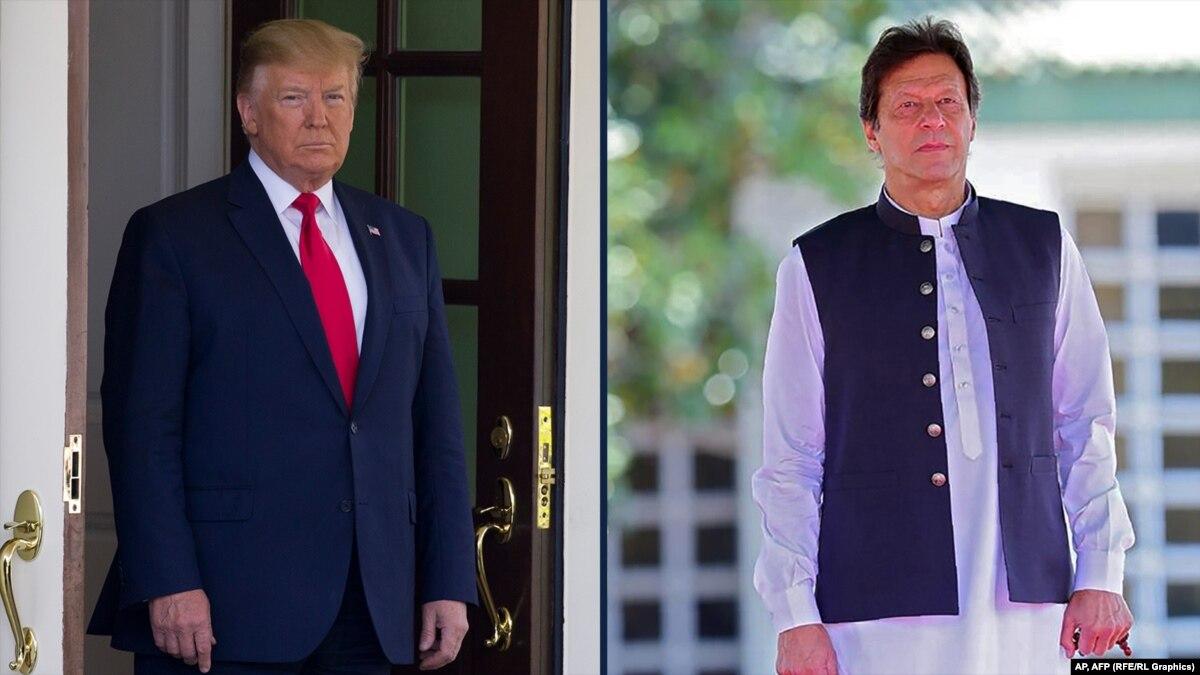 Pakistan's Imran Khan To Meet Trump On July 22