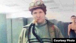 Евгений Завадский, работник Жезказганского медеплавильного завода. Жезказган, 14 февраля 2012 года.