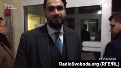 Адвокат Романа Насірова Олег Маліневський