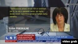 Латвийское телевидение сообщило об освобождении 19 граждан Таджикистана из рабства.