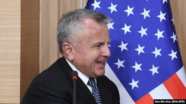 جان سالیوان معاون وزارت خارجه امریکا