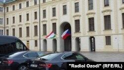 Будівля чеського уряду, Прага