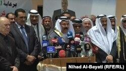 Iraq - Politic, Arab Tribes Conference in Haweja - Kirkuk