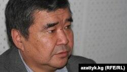 Аскар Салымбеков.