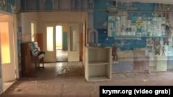 Баа морпіхів наразі розташовується у покинутому приміщенні дитячого табору «Білі крила» під Скадовськом
