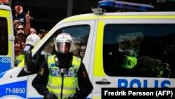 Шведский полицейский