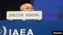 دبیرکل آژانس بینالمللی انرژی اتمی.