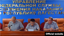 Полковник внутренней службы Николай Сангаджигоряев