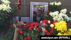 Բորիս Նեմցովի սպանության տարելիցին նվիրված երթին հազարավոր մարդիկ են մասնակցել, Մոսկվա, 27-ը փետրվարի, 2016թ․
