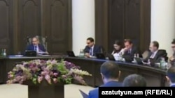 Заседание правительства (архив)