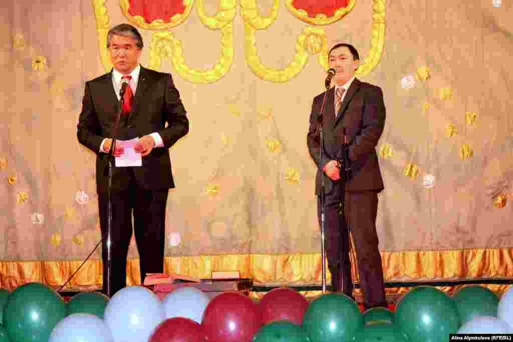 Министр культуры, информации и туризма Султан Раев, напомнил гостям, что недавно Бишкек был признан столицей исламской культуры.