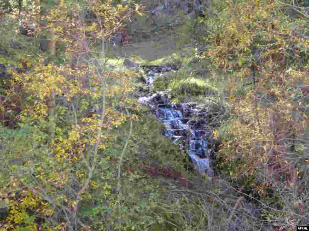 Осень в горах Иссык-Куля #10