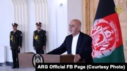 افغان ولسمشر اشرف غني.