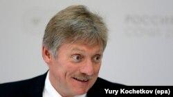 Purtătorul de cuvânt al Kremlinuluiu, Dmitry Peskov