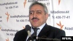 Адвокат Фуад Агаев. Архивное фото
