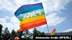 Obeležavanje Međunarodnog dana ponosa, ilustrativna fotografija